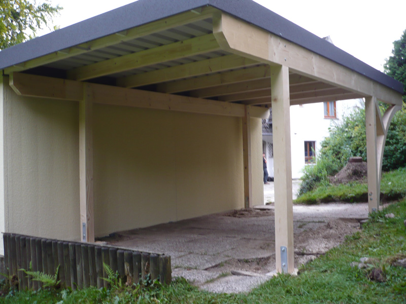 carport typ capo klassik. Black Bedroom Furniture Sets. Home Design Ideas