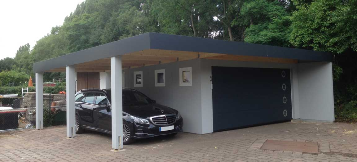 carports als basic oder massivausf hrung carport sonderbau. Black Bedroom Furniture Sets. Home Design Ideas