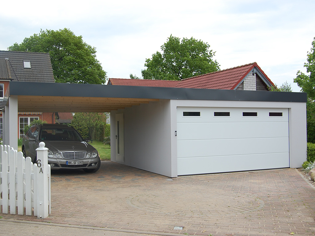 fertiggarage mit anbau fertiggarage mit carport anbau. Black Bedroom Furniture Sets. Home Design Ideas