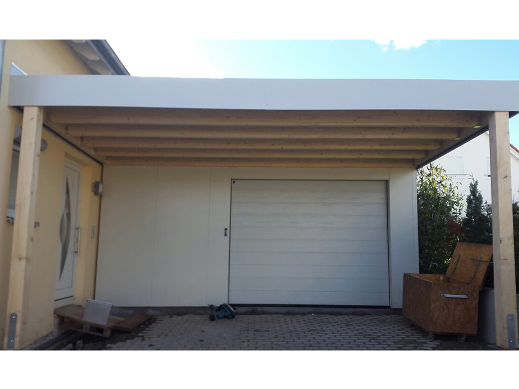 fertiggarage mit carport carports aus beton betonfertiggarage stahlbeton fertiggarage aus. Black Bedroom Furniture Sets. Home Design Ideas