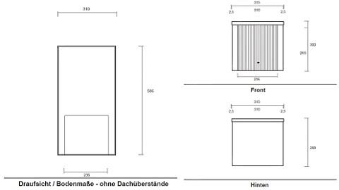 Fertiggarage grundriss  Eine neue Caravan-Garage in Dresden – McDonald´s bekommt eine ...