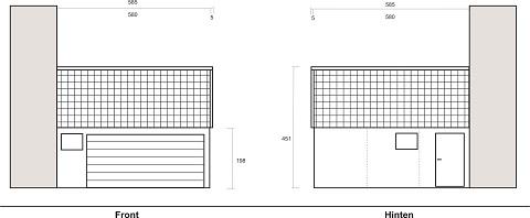 unsere fertiggaragen werden nicht nur in deutschland. Black Bedroom Furniture Sets. Home Design Ideas