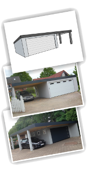 fertiggaragen typ multi einzelgarage oder doppelgarage. Black Bedroom Furniture Sets. Home Design Ideas