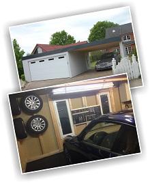 fertiggaragen und carports von systembox garagen. Black Bedroom Furniture Sets. Home Design Ideas