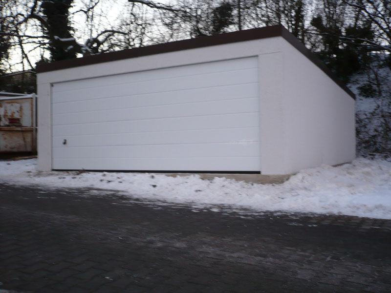 BigBox Garage als Großraumgarage