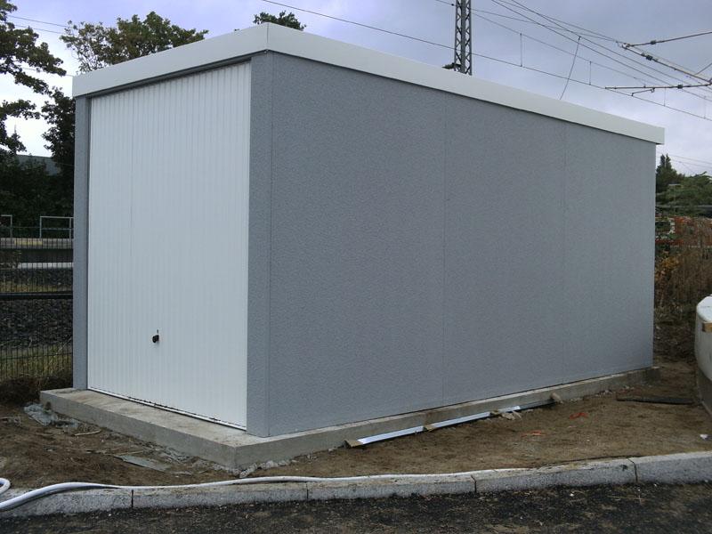 Extrem Caravan Garage für Wohnmobile, Transporter und LKW GL62