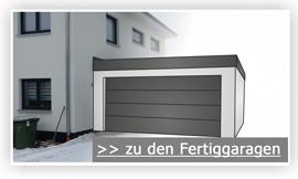 Turbo Fertiggaragen und Carports von systembox Garagen GmbH LA37