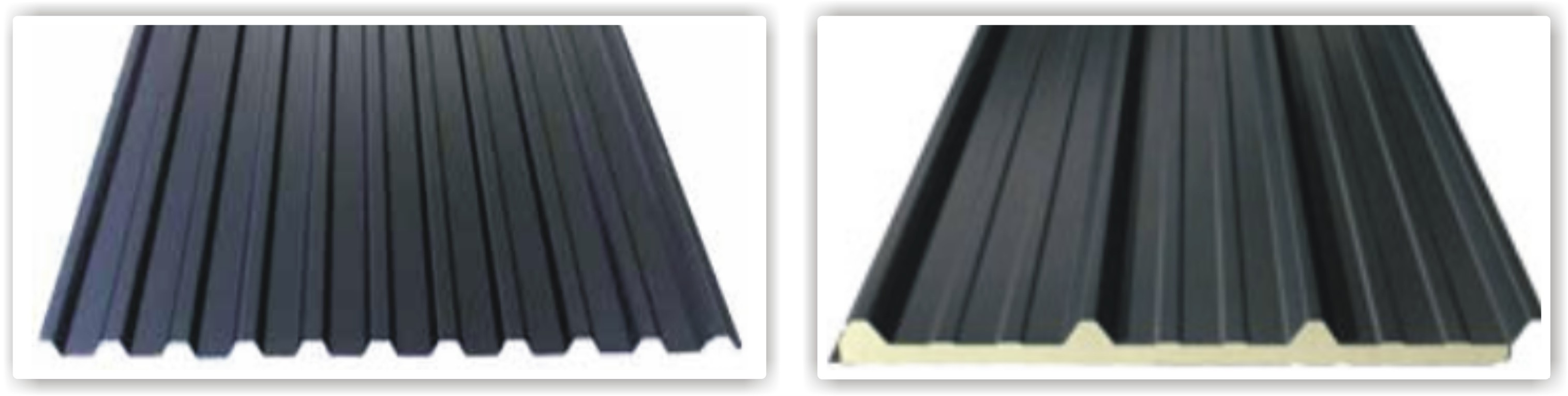 Fertiggaragen Dach & Blende - Fertiggaragen und Carports