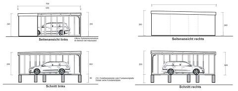 theorie und praxis stimmen berein gute erfahrung auf einer fertiggaragen baustelle in hamburg. Black Bedroom Furniture Sets. Home Design Ideas